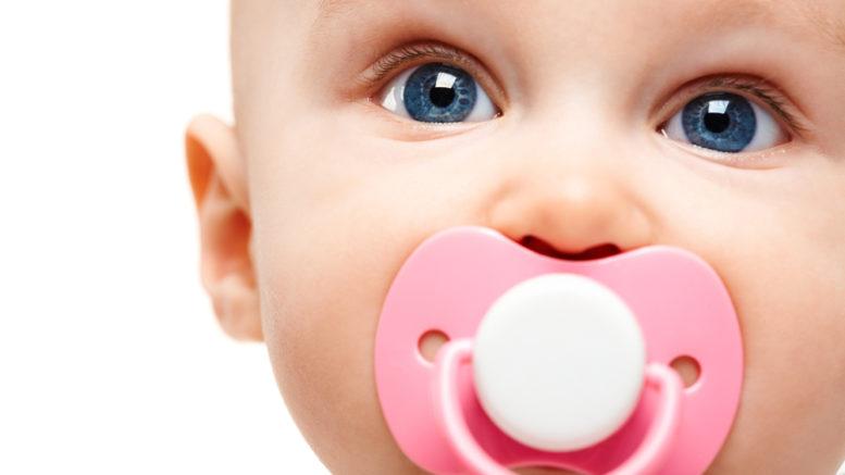 Schnuller - Nuggi bei Kleinkinder