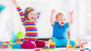 Erziehung und frühe Förderung der Kinder