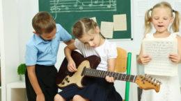 Musikunterricht an Musikschulen in der Schweiz