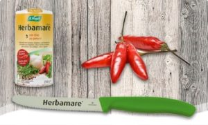 Herbamare Spicy Wettbewerb Schweiz