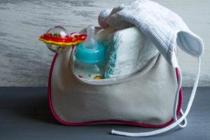 Wickeltasche - Babytasche