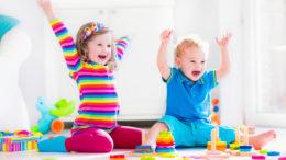 Mit dem Baby spielen - welche Spiele sind für ein Baby geeignet?