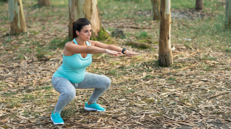 Sport in der Schwangerschaft @Dirima, fotolia