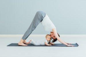 Sport für Kleinkinder @ Iryna, fotolia