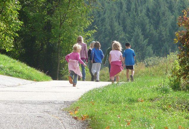 Foxtrail mit Kinder - Foxtrail Familien