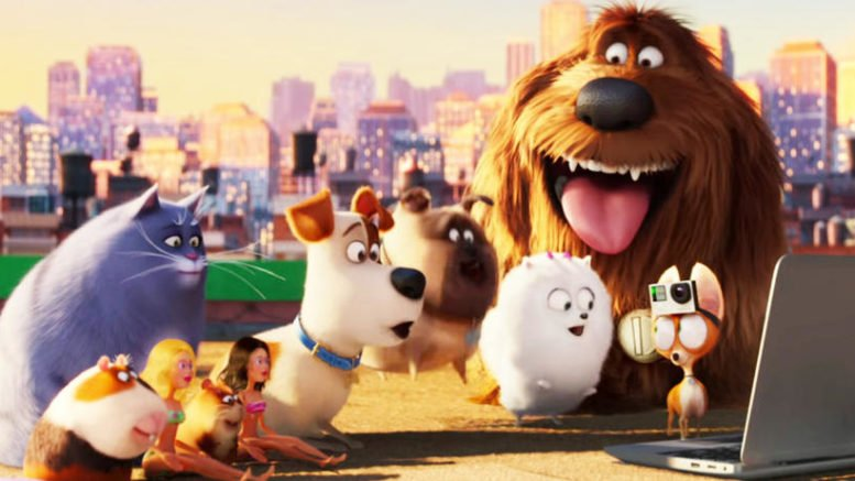 Pets 2 Trailer Deutsch - Kinofilm