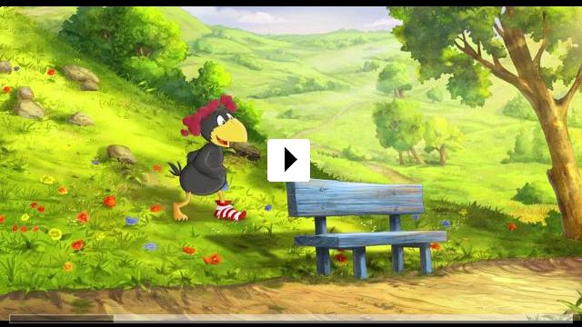 Demnächst im Kino für Kinder: Der kleine Rabe Socke 3
