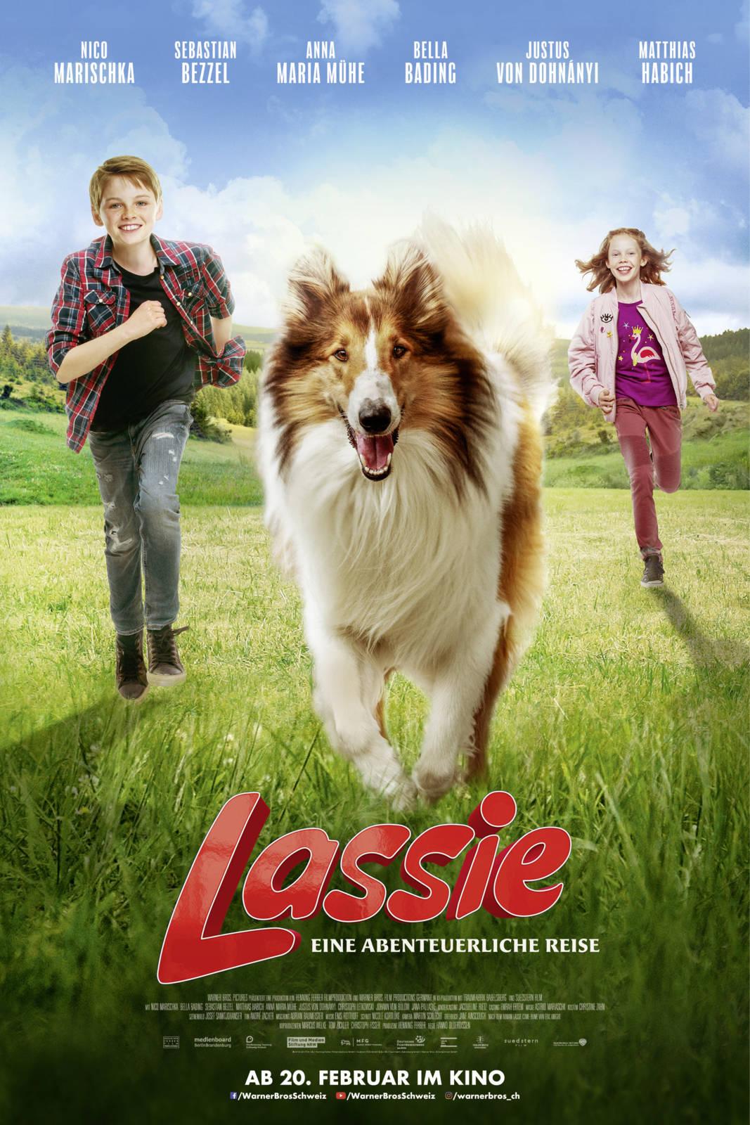 Kinofilm Lassie